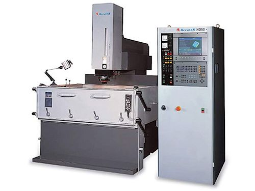 Sinking EDM Machine Accutex HD 75