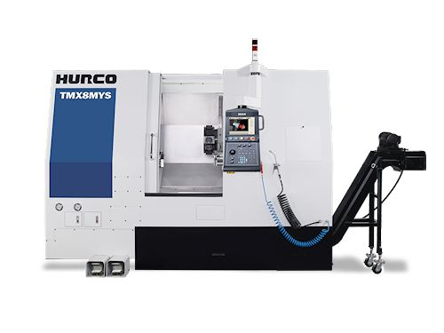 CNC Turning Center Hurco TMX8 MYS